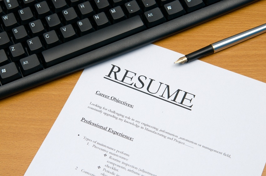 Increase Your Chances Of Getting A Job With A Professional Resume